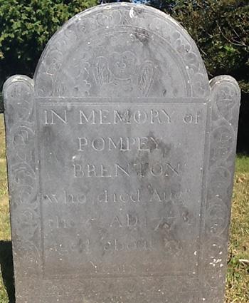 Brenton, Pompey