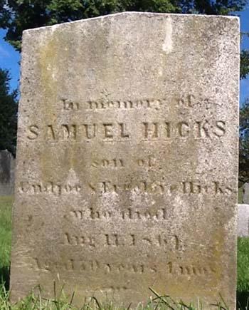 Hicks, Samuel