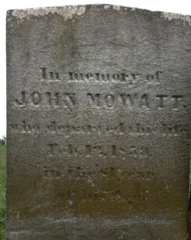 Mowatt, John