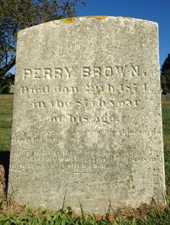 Brown, Perry