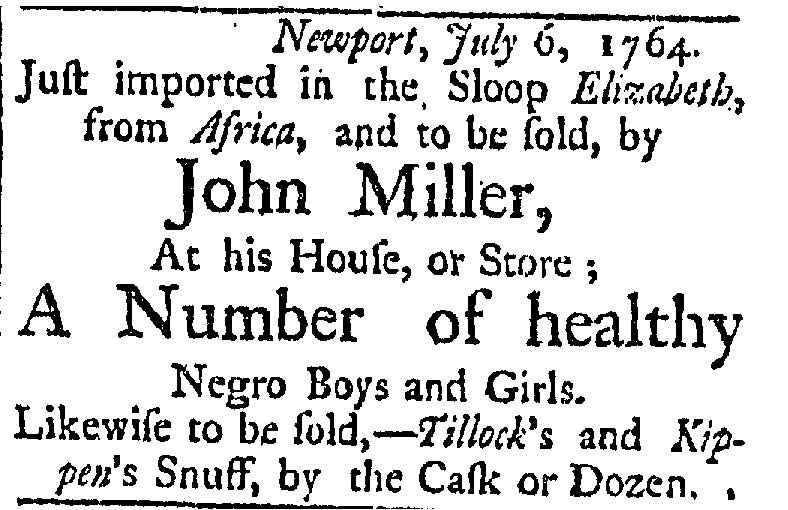 MIller Slaves